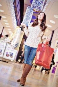 קניות לשריפת קלוריות