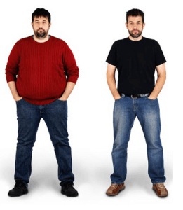 בלון קיבה ספאץ להרזיה - לפני ואחרי