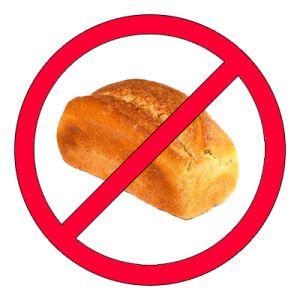 לא לאכול לחם לבן