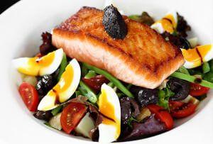 דיאטת חלבונים מאכלים