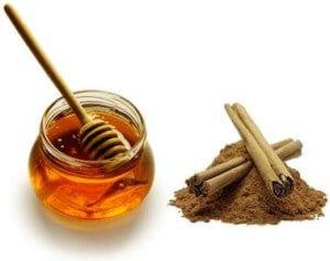 דבש וקינמון