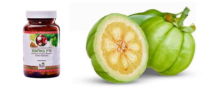 גרסיניה קמבוג'יה כמוסות
