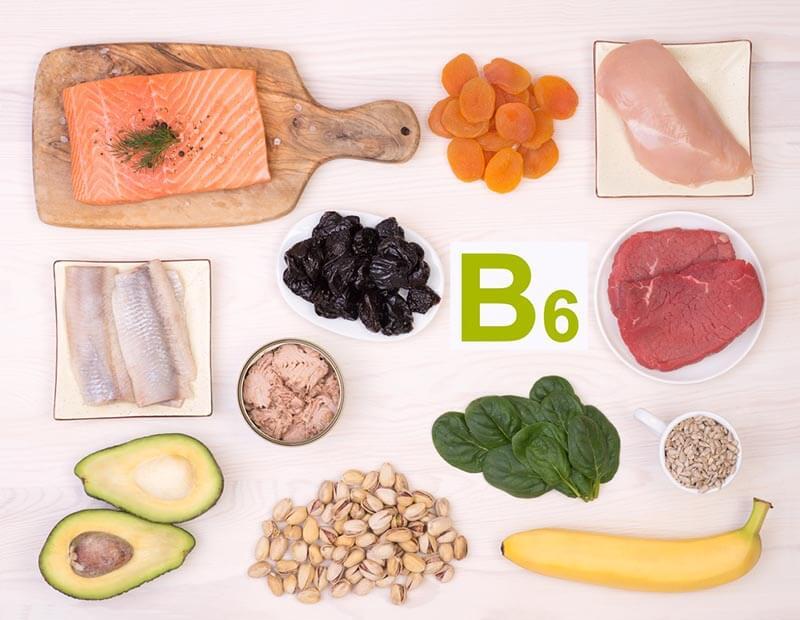ויטמין b6 במזון - מאכלים עם הרבה ויטמין B6